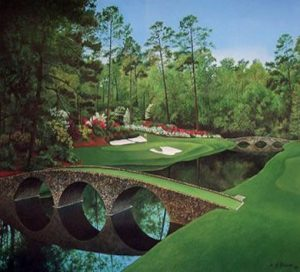 Masters Golf Tournament Package
